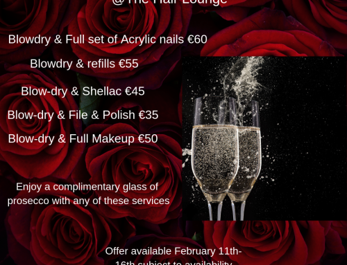 Don't miss out on these amazing Valentine offers in salon
